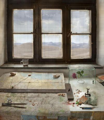 Yuval Yairi, 'Topographic Study', 2015