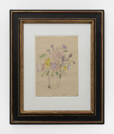 Cy Twombly, 'Untitled (Birthday Flowers)', 1970