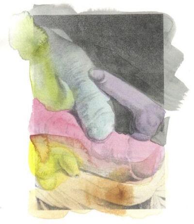 Clare Woods, 'Pair of Feet', 2015