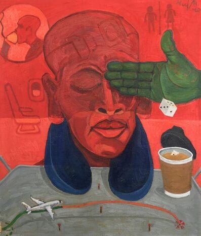 Richard Mudariki, 'On board', 2020