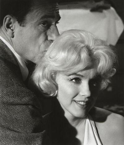 Lawrence Schiller, 'Marilyn Monroe & Yves Montand', 1960