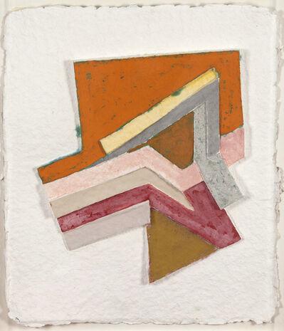 Frank Stella, 'Lunna Wola', 1975