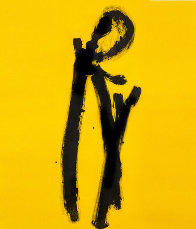 Robert Motherwell, 'Yellow Chord', 1981