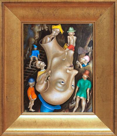 Salvador Di Quinzio, 'Topsy Turvy', 2008