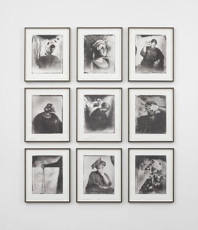 Khadija Saye, 'in this space we breathe series', 2017-2018
