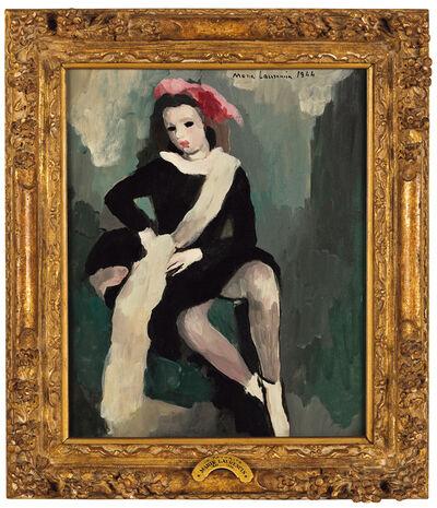 Marie Laurencin, 'Jeune Femme Assise'