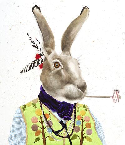 Scott Kelley (b. 1963), 'Rabbit'