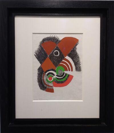 Sonia Delaunay, 'Sans titre', 1970