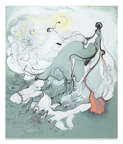Inka Essenhigh, 'Grey Men', 2015
