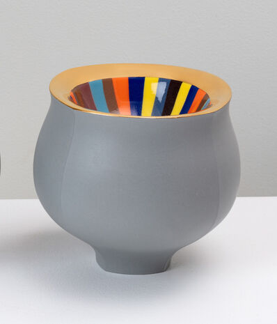 Peter Pincus, 'Grey Bowl 2', 2020