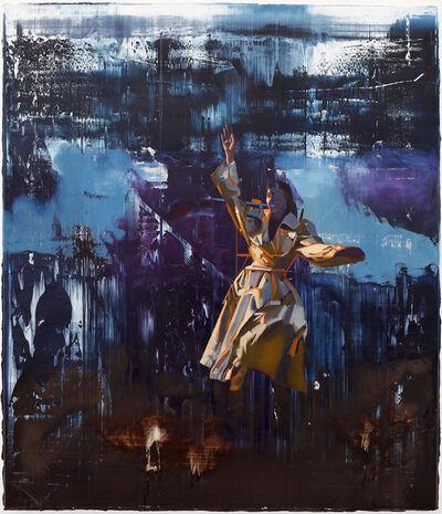 Rayk Goetze, 'Vertreibung aus dem Paradies', 2020