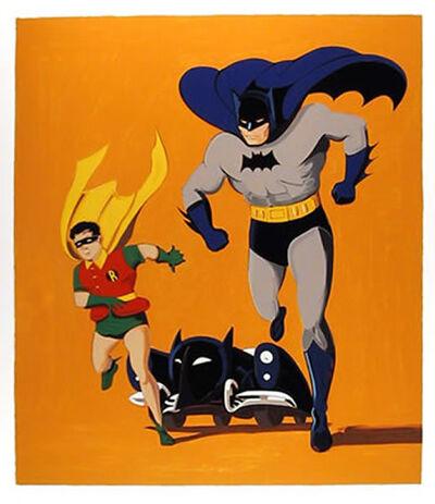Mel Ramos, 'Batmobile', 1989