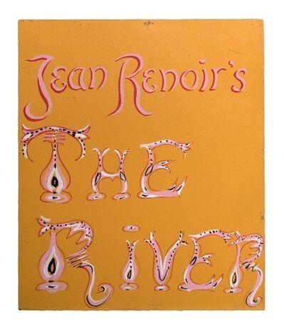Jess, 'Jean Renoir's The River'