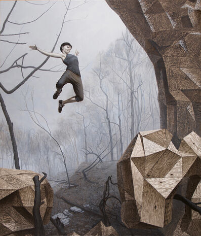 John Jacobsmeyer, 'Wood Rot', 2019