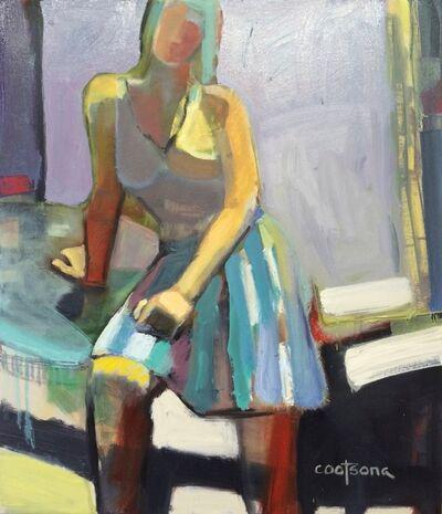 Melinda Cootsona, 'Between the Lines', 2015