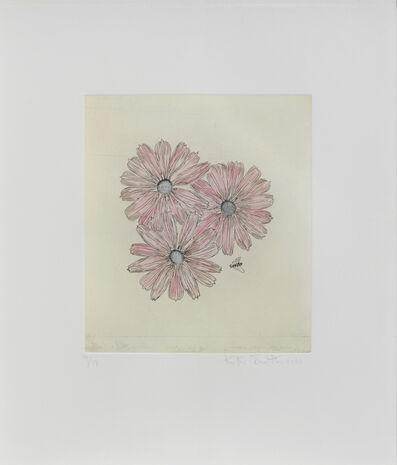 Kiki Smith, 'Flower with Bee', 2000
