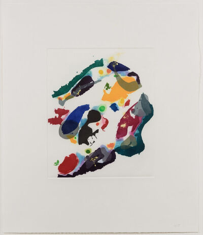 Sam Francis, 'Untitled', 1995