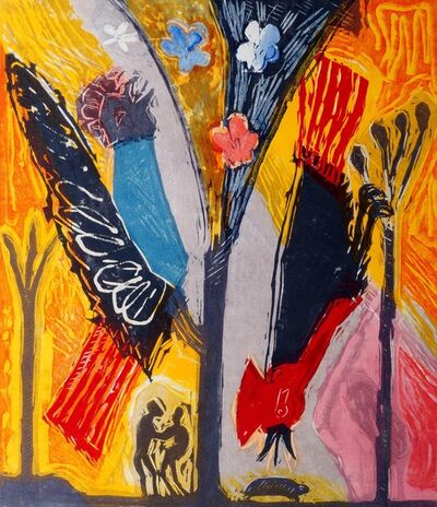 Michael Rothenstein, 'The Garden', 1989