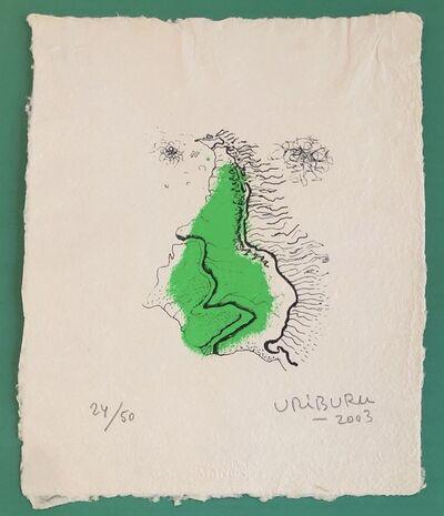 Nicolás García Uriburu, 'América Latina unida por los ríos', 2003