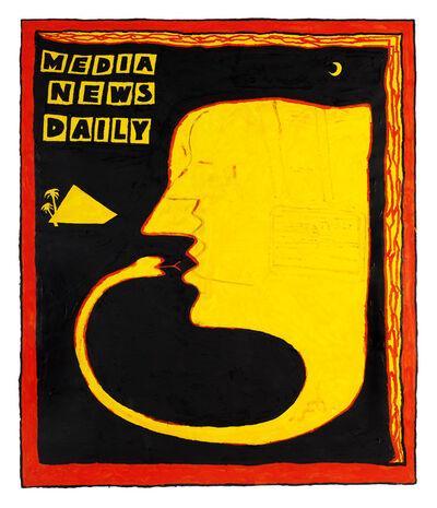 Derek Boshier, 'Media News Daily ', 2006