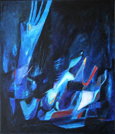 Angelika Kandler Seegy, 'Nachtgeflüster'