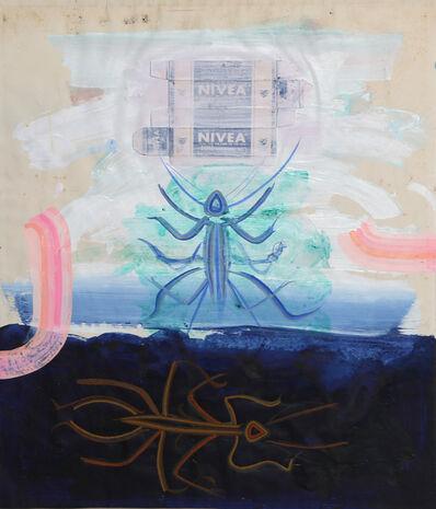 Josep Grau-Garriga, 'Nivea and Insects', circa 1966