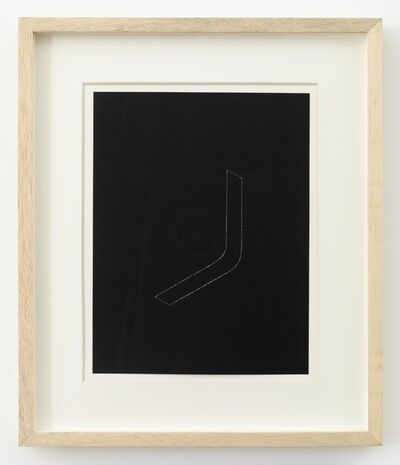 Fred Sandback, 'Untitled (from Twenty-two Constructions from 1967)', 1986