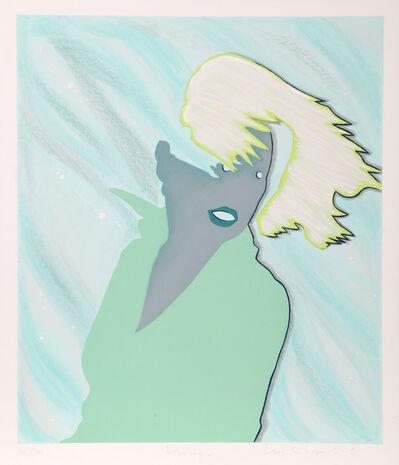 Kiki Kogelnik, 'Windy ', ca. 1980
