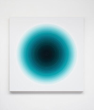 Oliver Marsden, 'Cobalt Turquoise Green Harmonic', 2016