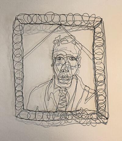 joseph janson, 'Portrait', 2018