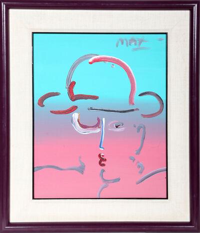 Peter Max, 'Zero', ca. 1990