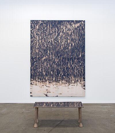 Douglas Eynon, 'Precipitation + Seat', 2016