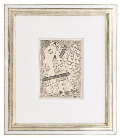 Max Ackermann, 'Abstrakte Figuration', 1947