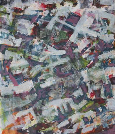Saleh Abu Shindi, 'Untitled', 1991
