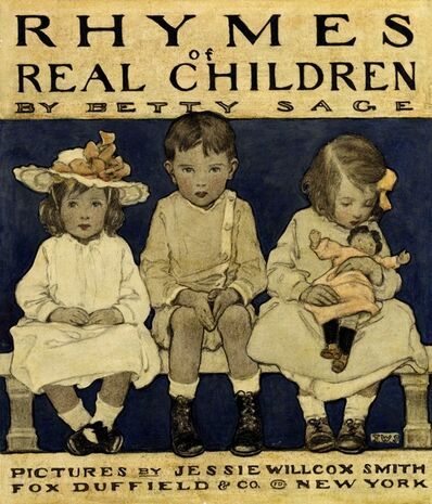 JESSIE WILLCOX SMITH, 'Rhymes of Real Children', 1903
