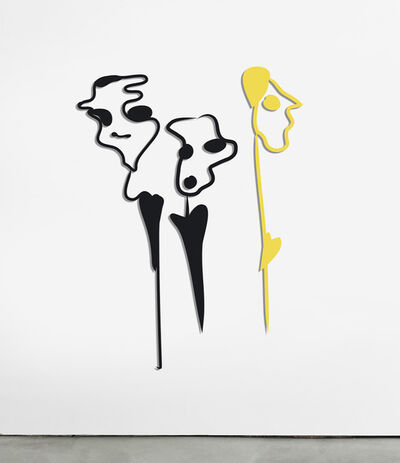 Nayla Kai Saroufim, '3 Guys', 2014