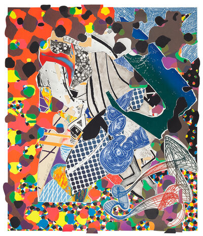 Frank Stella, 'A Bower in the Arsacides', 1993