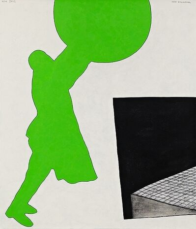 Max Neumann, 'Untitled, March', 2012