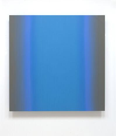 "Ruth Pastine, '""Blue Orange 4-S60 (Violet Blue)""', 2013"