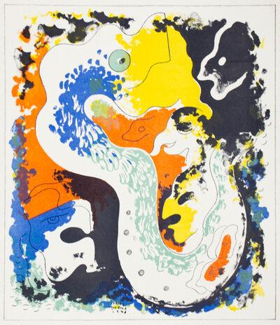 Carlos Merida, 'Estampas de Popol Vuh (Plate I)', 1943