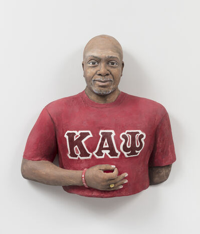 John Ahearn, 'Kappa Alpha Psi Brother', 2019