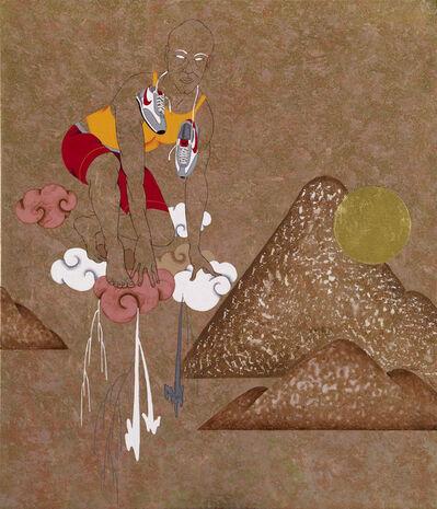 Chien-Chiang Hua, 'Weightless Generation-Jian Cheng', 2009