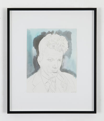 Helmut Middendorf, 'Young T.Bernhard', 2011