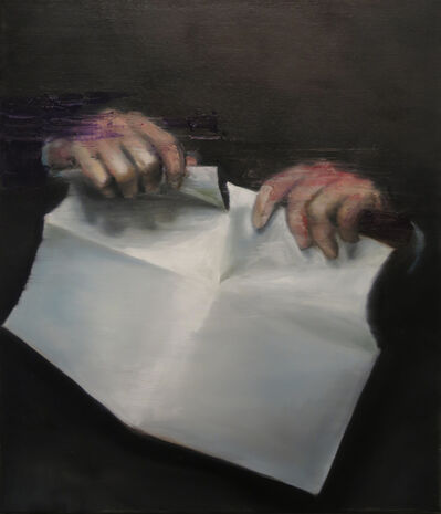 András Király, 'The end of', 2016