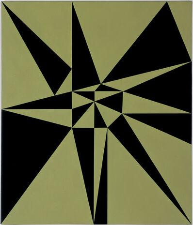 Helmut Federle, 'Edelweiss (Ausführung) IX', 2005