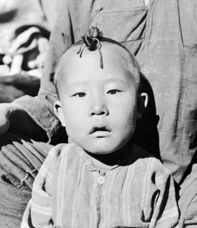 Hedda Morrison, 'Young boy', ca. 1940