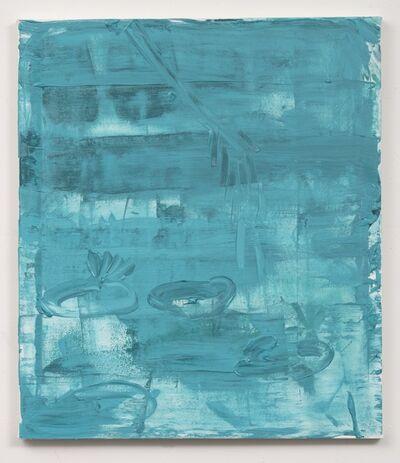 Darius Yektai, 'Blue Mimeo Lilies', 2020