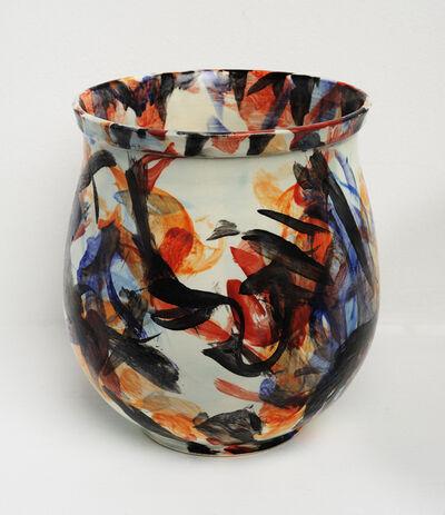 Ann Thomson, 'Water and Air Series Vase IV', 2017-2018