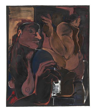 Cristina BanBan, 'Escena en el baño', 2020