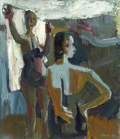 David Park, 'Two Bathers', 1958